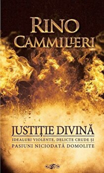 Coperta Carte Justitie divina