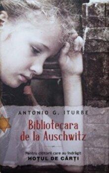 Bibliotecara de la Auschwitz/Antonio G. Iturbe imagine