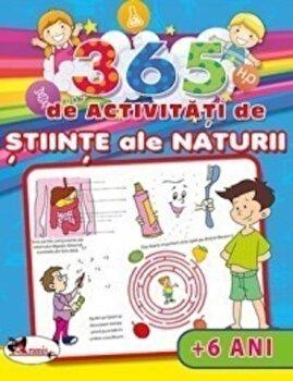 365 de activitati de stiinte ale naturii (+6 ani)/***
