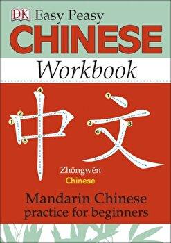 Easy Peasy -Chinese Workbook/Elinor Greenwood poza cate