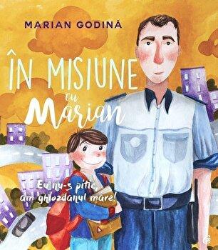 In misiune cu Marian. Eu nu-s pitic, am ghiozdanul mare!/Marian Godina