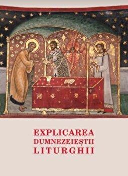Explicarea Dumnezeiestii Liturghii/*** poza cate
