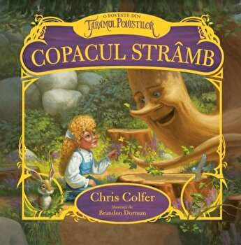 Copacul stramb/Chris Colfer