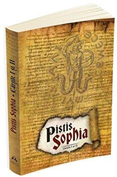 Coperta Carte Pistis Sophia - Cartile I si II