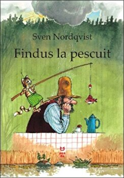 Findus la pescuit/Sven Nordqvist imagine elefant 2021