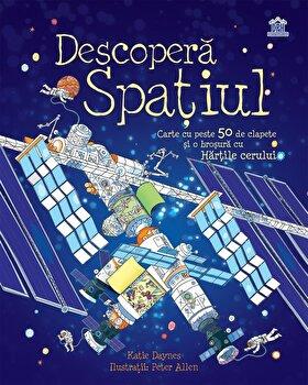 Descopera Spatiul/Katie Daynes, Peter Allen