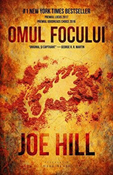 Omul focului/Joe Hill imagine elefant.ro 2021-2022