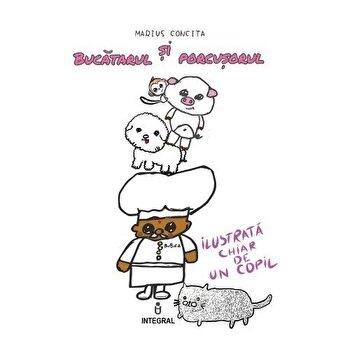 Bucatarul si Porcusorul/Marius Concita