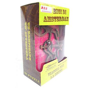 Puzzle metalic Amsterdam Bike