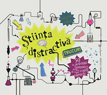 Imagine  Stiinta Distractiva - daniel Tatarsky