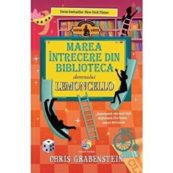 Marea intrecere din biblioteca domnului Lemoncello. Vol.3/Chris Grabenstein