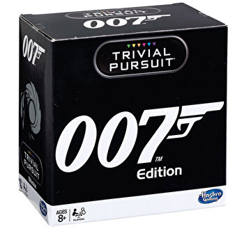 Joc Trivial Pursuit - James Bond