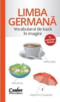 Limba germana - Vocabularul de baza in imagini/***