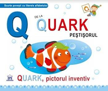 Q de la Quark, pictorul Inventiv-Greta Cencetti, Emanuela Carletti imagine