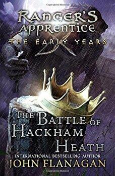 The Battle of Hackham Heath, Paperback/John A. Flanagan poza cate