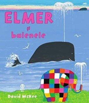 Elmer si balenele/David Mckee