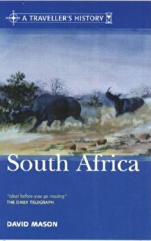 A Traveller's History of South Africa, Paperback/David Mason image0