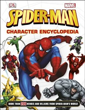 Spider-Man Character Encyclopedia/*** poza cate