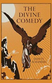 The Divine Comedy, Hardcover/Dante Alighieri imagine