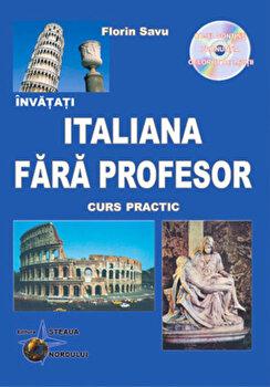 Italiana fara profesor/Florin Savu imagine elefant.ro