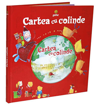 Cartea cu colinde si CD/*** imagine
