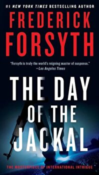 The Day of the Jackal, Paperback/Frederick Forsyth poza cate