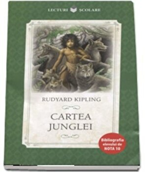 Cartea junglei/Rudyard Kipling