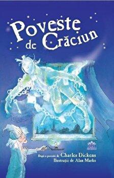 Poveste de Craciun/Charles Dickens imagine elefant 2021