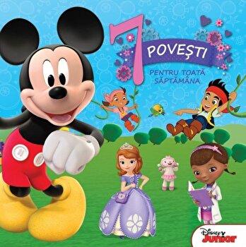 Disney Junior. 7 povesti pentru toata saptamana/***