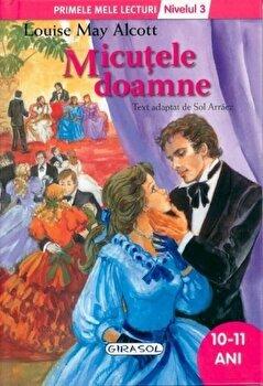 Micutele doamne - Nivelul 3/Louise May Alcott imagine
