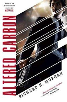 Altered Carbon, Paperback/Richard K. Morgan poza cate