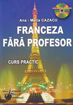 Franceza fara profesor/Ana-Maria Cazacu imagine elefant.ro 2021-2022