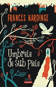 Imagine  Umbrele De Sub Piele - frances Hardinge