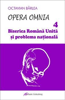 Coperta Carte Biserica Romana Unita si problema nationala