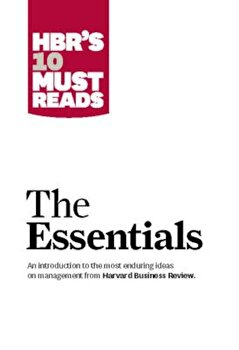 HBR's 10 Must Reads: The Essentials, Paperback/Harvard Business Review image0