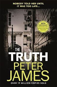 Truth, Paperback/Peter James poza cate