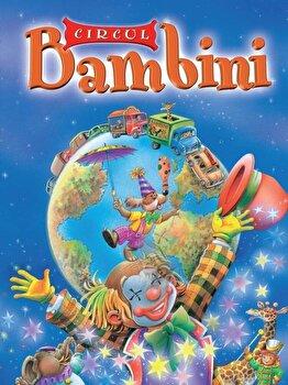 Coperta Carte Circul Bambini
