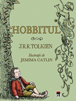Hobbitul - editia ilustrata/J.R.R. Tolkien imagine elefant.ro 2021-2022