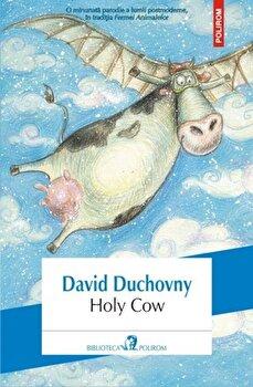 Coperta Carte Holy Cow