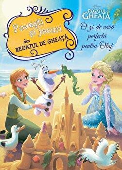 Regatul de Gheata. O zi de vara perfecta pentru Olaf/*** poza cate