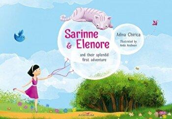 Coperta Carte Sarinne & Elenore and their splendid first adventure