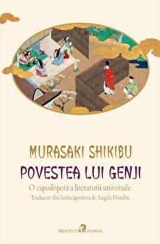 Povestea lui Genji-Murasaki Shikibu imagine