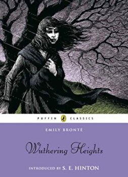 Wuthering Heights, Paperback/Emily Bronte poza cate