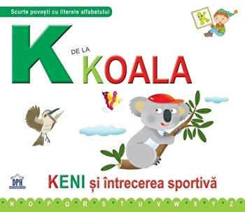 K de la koala/Greta Cencetti, Emanuela Carletti