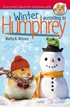 Winter According to Humphrey, Paperback/Betty G. Birney poza cate