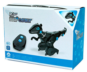 Jucarie interactiva WowWee - Mini RC MiPosaur, 18 cm
