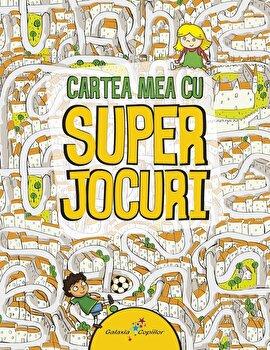 Imagine  Cartea Mea Cu Superjocuri - ***