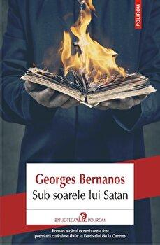 Coperta Carte Sub soarele lui Satan