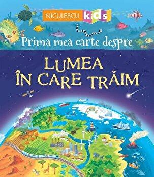 Prima mea carte despre LUMEA IN CARE TRAIM/Matthew Oldham