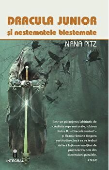 Dracula Junior si nestematele blestemate/Nana Pitz